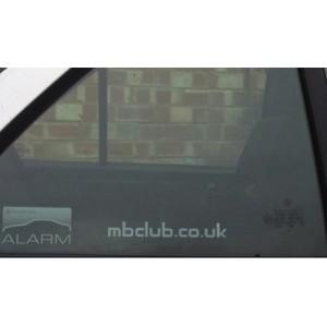 MBClub URL Decals
